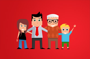 phil martinez vector family